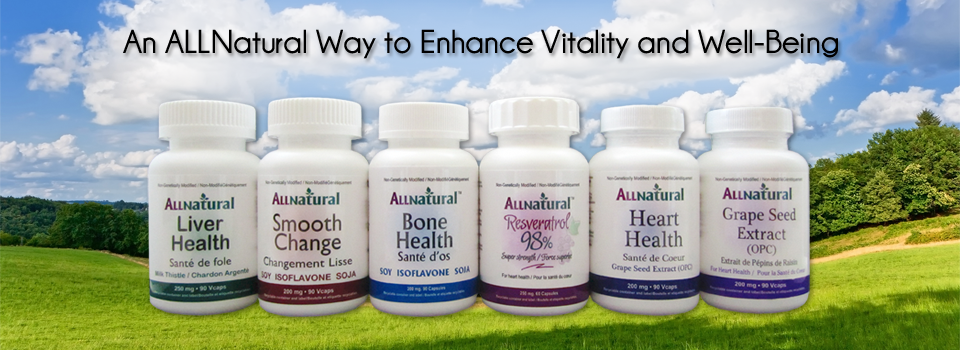 ALLNatural Nutritional Products