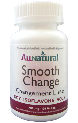 Smooth Change: Soy Isoflavones | ALLNatural Nutritional ...