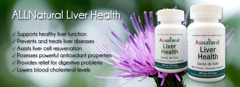 ALLNatural Liver Health