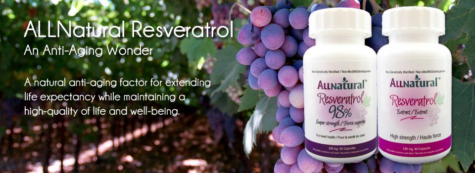 ALLNatural Resveratrol